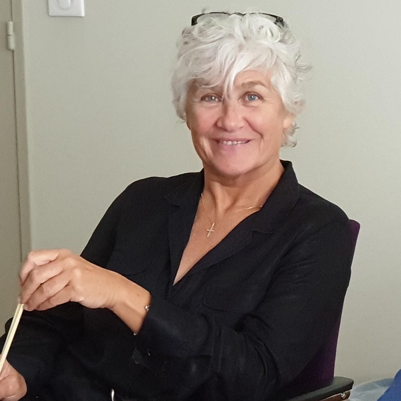 Bernadette Grosyeux,