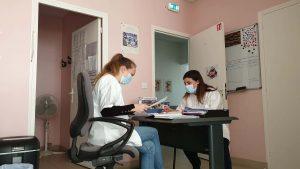 service santé centre de la gabrielle